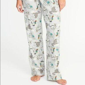 Old Navy Christmas Cats Pajama Pants | NWT | M